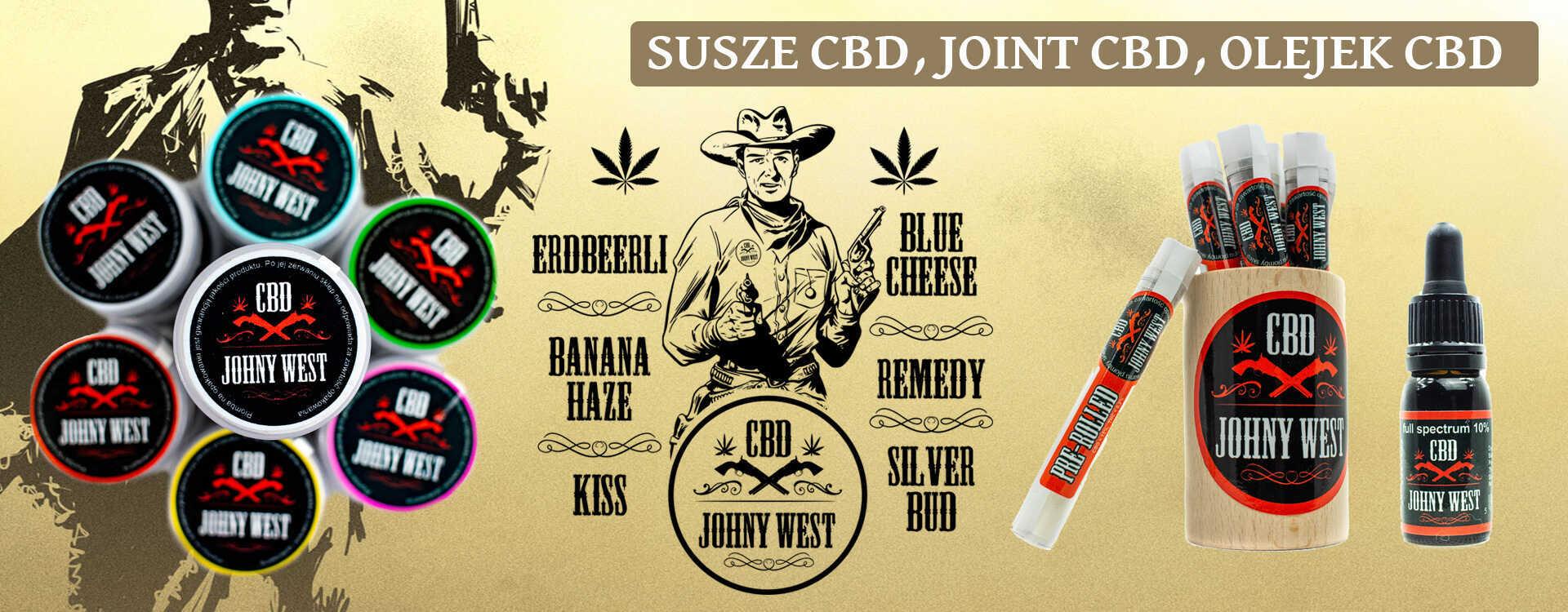 CBD Johny West