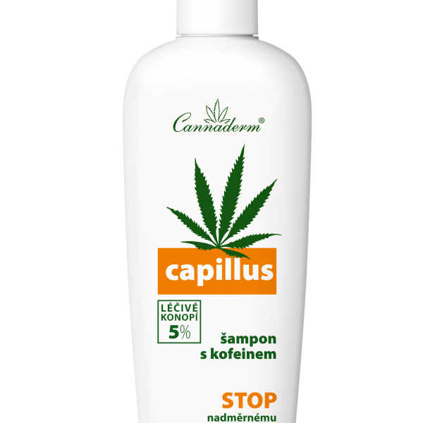 Capillus Szampon z kofeiną