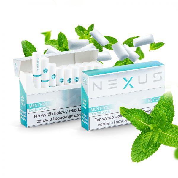 Nexus mięta 0% Nikotyny