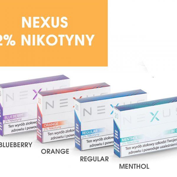 Nexus 2% Nikotyny